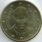 Vatican 50 Cent Pièce De Monnaie 2014 2015,non Mis En Circulation/