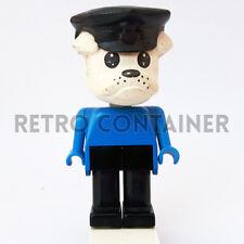 LEGO Minifigures - 1x fab2b - Police Bulldog - Fabuland Omino Minifig 3639 3664