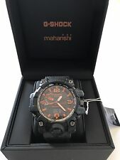 "Casio G-Shock Mudmaster ""Maharishi"" GWG-1000MH-1A ***LIMITED 1 of 100***"