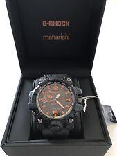 """Casio G-Shock mudmaster """"Maharishi"""" gwg-1000mh-1a *** Limited 1 of 100 ***"""