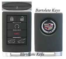OEM Key Fob Keyless Entry Remote Driver #2 for 2011 2012 Cadillac Escalade