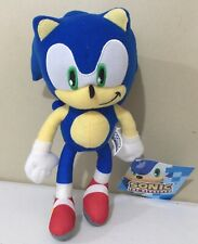 Brand New Licensed Super Sonic the Hedgehog Classic Plush Toy  20cm