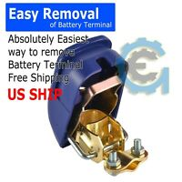 Quick Release Car Battery Terminal Connector Positive Heavy Duty Universal