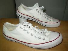 Original CONVERSE Chucks sneaker LO, Gr. 45, Weiße !!!