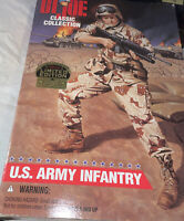 """Gi Joe 12"""" US Army Infantry Action Figure Limited Edition 1996 Classic"""