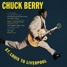 Chuck Berry - St Louis to Liverpool [New CD] Chuck Berry - St Louis to Liverpool