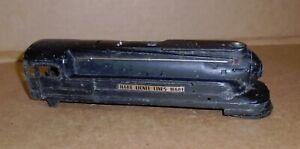 "% Lionel Post War O Trains .. Lionel Lines #1666E Steam Locomotive Shell"""