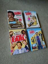 My Name is Earl - Seasons 1-4 - DVD - Very good condition!