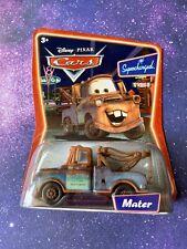 MATER Disney Pixar CARS Supercharged Diecast Toy Mattel NEW Lightning McQueen