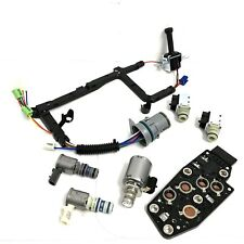 4L60E Solenoid Set including Wire Harness 2003-2005 for GM 7 Pieces