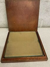 Glass Surface Inspection Plate Calibration Metrology Lab 12 X 12 Plate