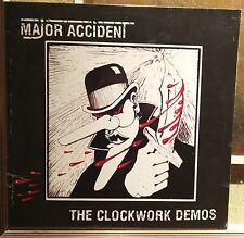 Major Accident – The Clockwork Demos Lp Re 2015 Sealed Radiation RRS55