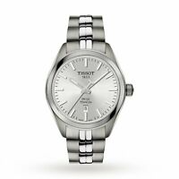 Tissot T1012104403100 PR 100 33MM Women's Titanium Watch