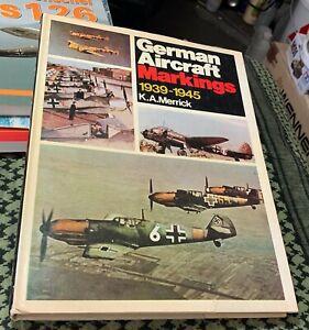 German aircraft markings, 1939-1945 K.A. MERRICK