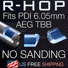 RHOP Fit PDI 6.05 Airsoft AEG Tightbore TBB Barrel NO-Sanding-Needed R Hop R-Hop