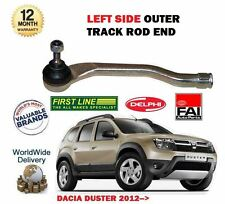 FOR DACIA DUSTER 1.2 1.6 1.5 DCI 2012-> NEW LEFT SIDE OUTER TRACK RACK ROD END