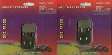 Gas Gas Disc Brake Pads Pampera 250 1997-1999 Front & Rear (2 sets)