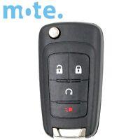 Holden VF Commodore 4 Button Remote Flip Key Blank Shell/Case/Enclosure