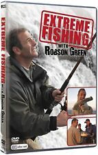 Extreme Fishing - Series 1 (2 Disc DVD Set) with Robson Green