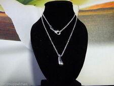 Echtschmuck-Halsketten aus Sterlingsilber für besondere Anlässe