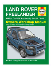 buy land rover freelander haynes car service repair manuals ebay rh ebay co uk Haynes Repair Manuals Online Haynes Repair Manuals Mazda