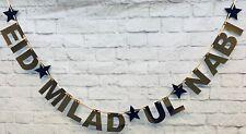 EID MILAD UL NABI Mubarak Happy celebrations decorations banners bunting party
