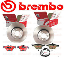 Brembo Front Pads & Rotors Set BMW  335i 07-08  //  E90 335xi 07-08