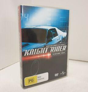 Knight Rider (1982)  Complete Season 2 - DVD - 6x Disc Region 2,4