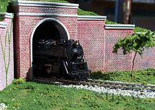 HO Scale Brick Tunnel Portal