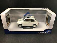 Solido 1958 Fiat 500 L Italia 1:18 Scale Diecast S1801403 New in Box