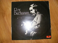 Roy Buchanan LP S/T Polydor 2391-042 VG/EX Blues