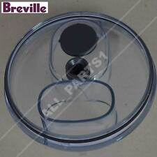 GENUINE BREVILLE STICKMIXER PROCESSOR CLEAR LID WITH SEAL FOR BOWL BSB530/106