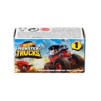 Hot Wheels GBR24 Mini Monster Truck in einer Blindverpackung, Überraschung NEU!°