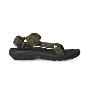 TEVA HURRICANE XLT 2 CHARA DARK OLIVE ACTIVE SPORT MEN'S SANDALS SIZE US 11 NEW