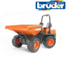Bruder Toys 02449 Pro Series Ausa Mini Dumper with tipping bin  Toy Model 1:16