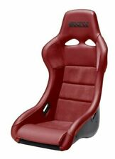 Sparco QRT PERFORMANCE (2019) Red Leather Seat - 008006RRS