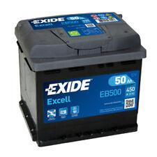 EXIDE EB500 BATTERIA AUTO EXCELL 50AH 450EN DI SPUNTO 12V OEM B13