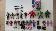 HASBRO MARVEL UNIVERSE 3.75'' FIGURE LOT - 21 FIGURES IN EXCELLENT CONDITION