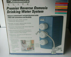 Kenmore Elite Premiere Reverse Osmosis Drinking Water System