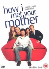 HOW I MET YOUR MOTHER SEASON 1 Alyson Hannigan, Neil Patrick Harris NEW R2 DVD