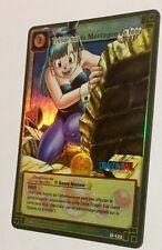 Carte Dragon Ball JCC prism holo D-122 cartes a jouer et a collectionner FR card