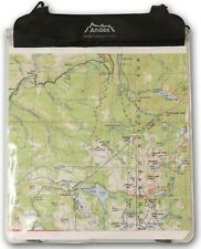 Andes PVC Clear Waterproof Camping Hiking Transparent Map Case Holder
