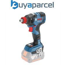"""Bosch 18v GDX 18V-200 C Lithium Brushless Impact Driver Wrench 1/2"""" 1/4"""" - Bare"""