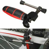 Neu Profi Bike Fahrradkette Reparatur Werkzeug Breaker Splitter D6J5 U7C2 H8W3