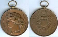 Médaille de prix - Société nationale tir communes françaises Médaille d'honneur