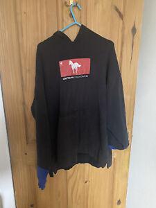 vintage deftones hoodie XXL slipknot limp bizkit korn nu metal linkin park