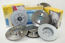 JURID 561978J Bremsscheibensatz Bremsscheibe Scheibenbremse Hinten für OPEL SAAB