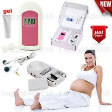 Fetal Heart Rate Doppler  Ultrasonic Doppler LCD,GEL,prenatal monitor,From USA