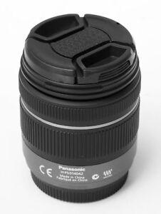 Panasonic Lumix G Vario H-FS014042 14-42mm f/3.5-5.6 ASPH MRGA OIS Zoom Lens