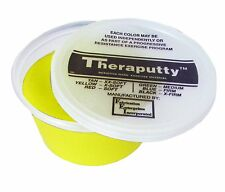 Cando 2oz Yellow Thera Putty Theraputty Hand Exercise Material NEW FREE P&P